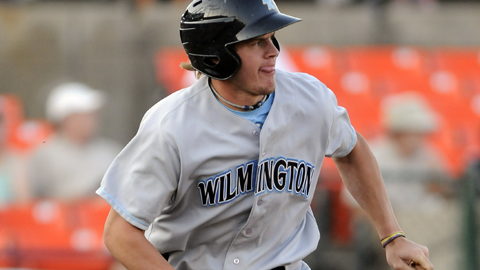 Wil Myers will look to lead the Naturals to a second straight crown.