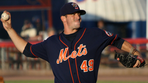 Matt Harvey is 13th in the Minor Leagues with 151 strikeouts in 127 2/3 innings.